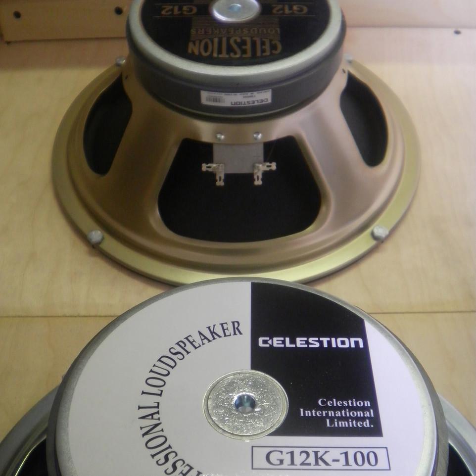 Bocinas combinadas Celestion G12K-100 Celestion Vintage 30