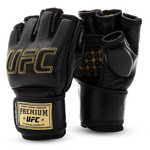 PRO PREMIUM BLACK  MMA BAG GLOVES