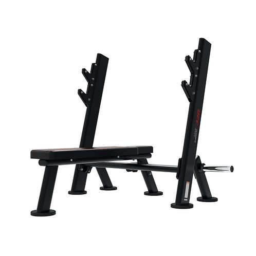 OLYMPIC FLAT BENCH WITH STORAGE