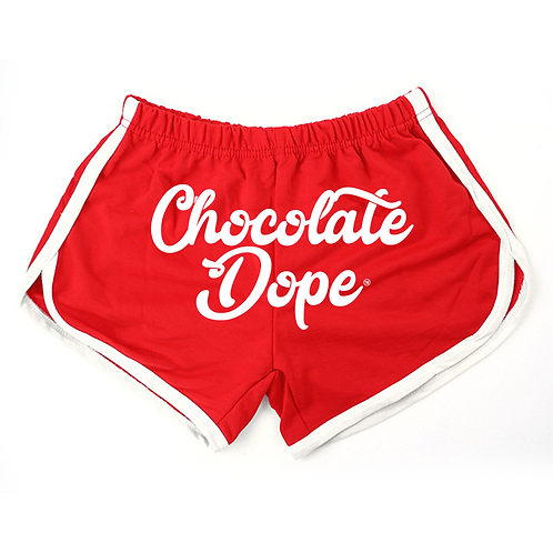 CHOCOLATE BOOTY RED