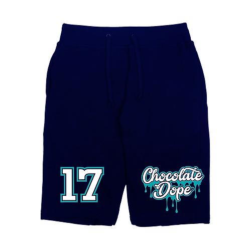Aqua Drip Shorts