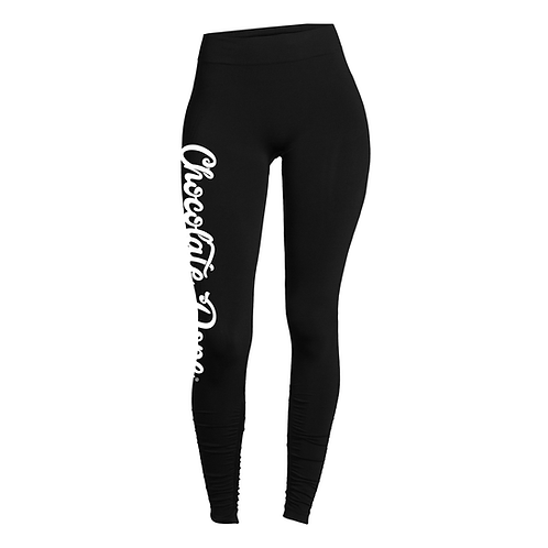BLACK CHOCOLATE DOPE LEGGINGS