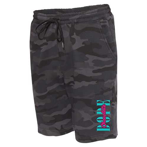 Miami Camo Shorts