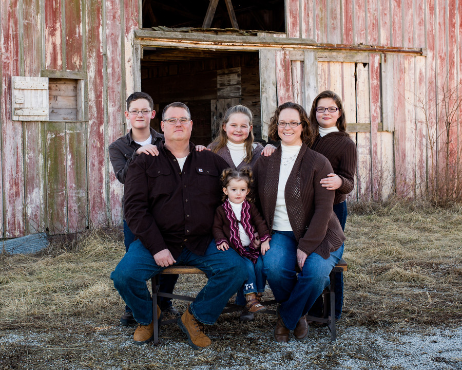 Hagerman Extended Family Session!