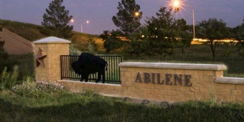 Abilene Texas Chapter Networking Lunch