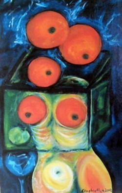 Oranges in Torso