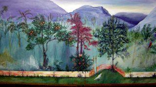 Entrance to Garden of Eden