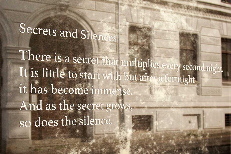 Secrets and Silences, 2018