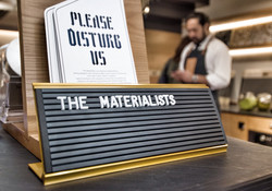 The MATERIALISTS