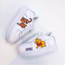 Baby Nike AirForce 1