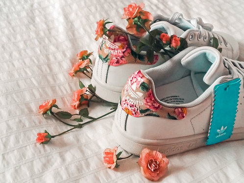 Adidas StanSmith Florals