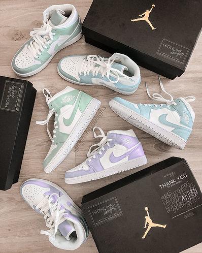 Nike Jordan Pastel