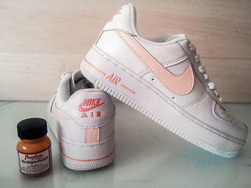 Nike AF1 Pastel Swoosh