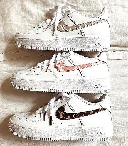 Nike AF1 LV Swoosh