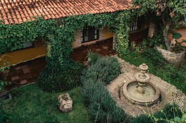 Jardin interno