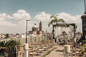Cielo de Guadalajara