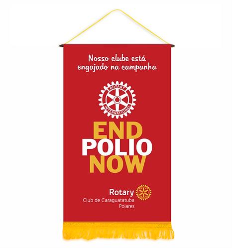 Banner Campanha END POLIO NOW