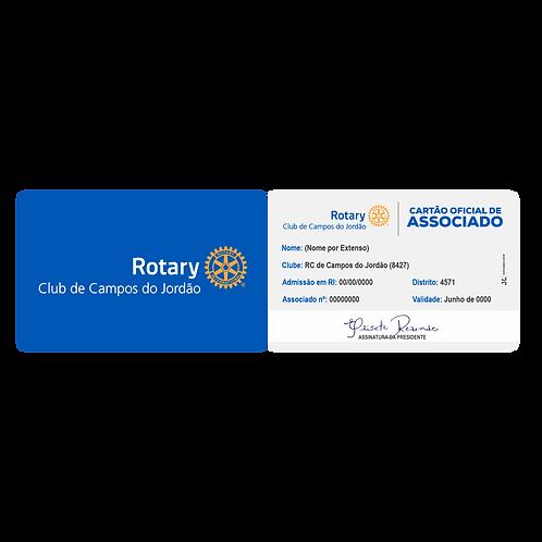 COAR - Cartão Oficial de Associado Rotary