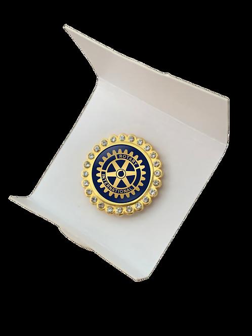 Pin Rotary c/ STRASS 3