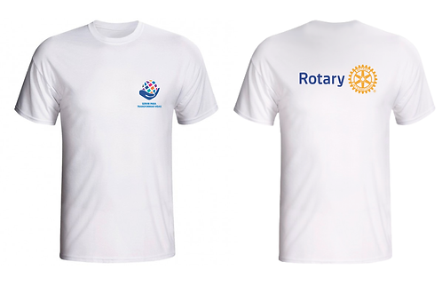 Camiseta Lema Rotário 2021-22 II