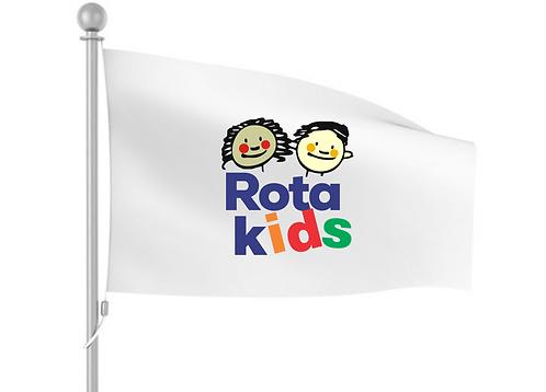 Bandeira RotaKids