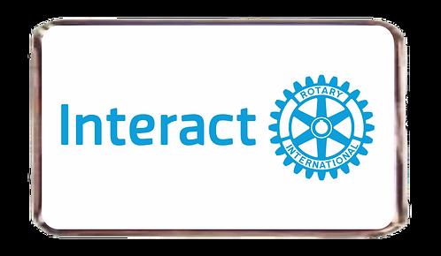 Pin Interact (Fundo Branco)