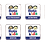 Thumbnail: Kit Pins Conselho Diretor do RotaKids