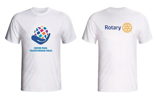 Camiseta Lema Rotário 2021-22 I