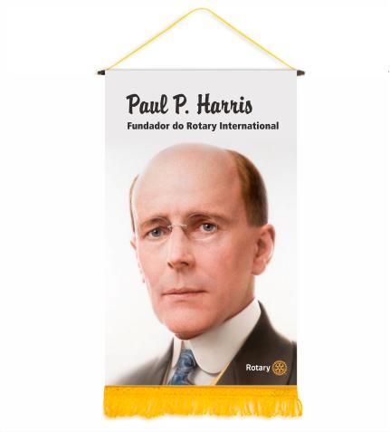 Banner Pau Harris - Padrão
