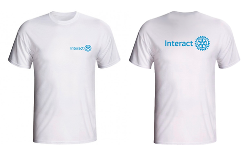 Camiseta Interact