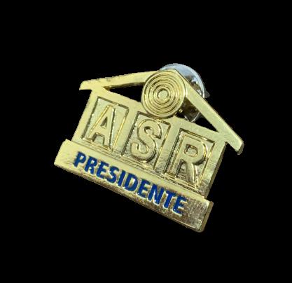 Distintivo ASR - Presidente