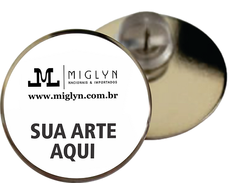 Pin Personalizado Redondo