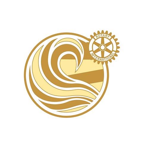 Pin Dourado Lema 2018-19
