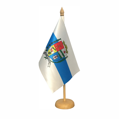 Bandeira de Mesa - Município