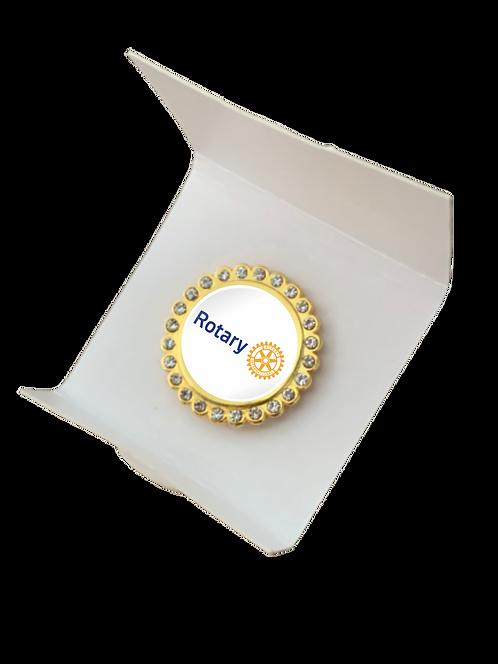 Pin Rotary c/ STRASS 2