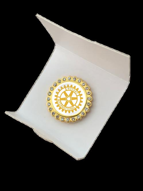 Pin Rotary c/ STRASS 4