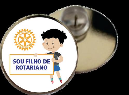 Pin Sou Filho de Rotariano