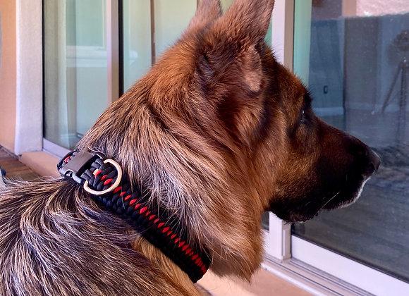 Custom Paracord Dog Collars