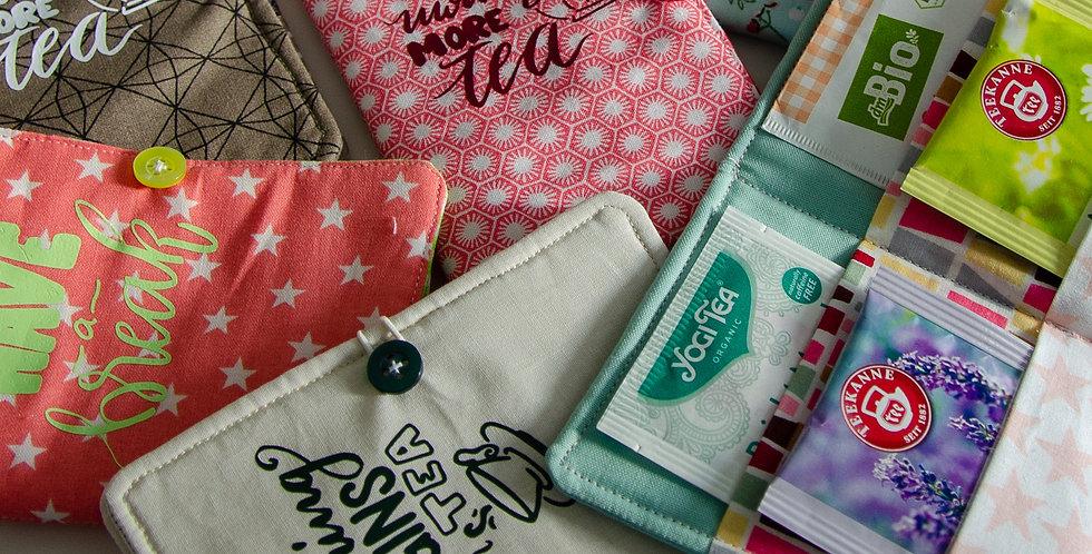 """Tea to go"" - Textil Plot"