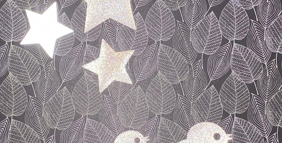 """XXL - """"SeeYou"""" reflektierender Textil-Plot"""