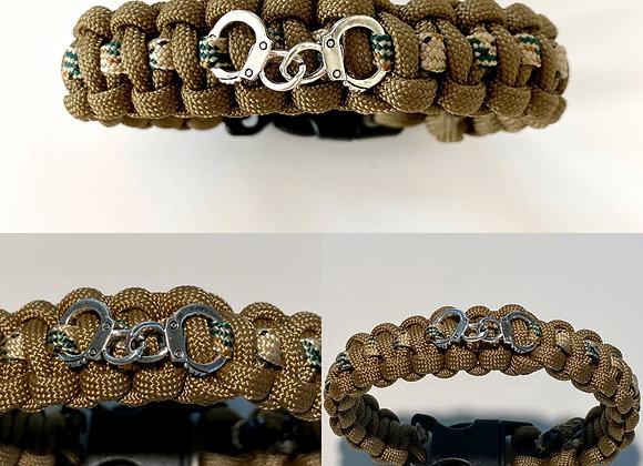LVPD Paracord Bracelet