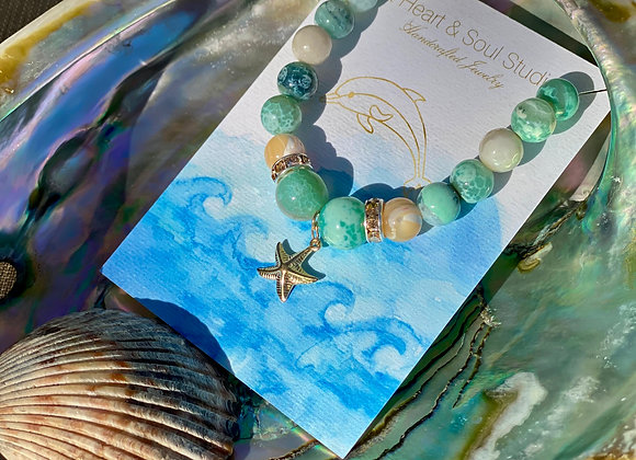 Land and Sea Bracelet