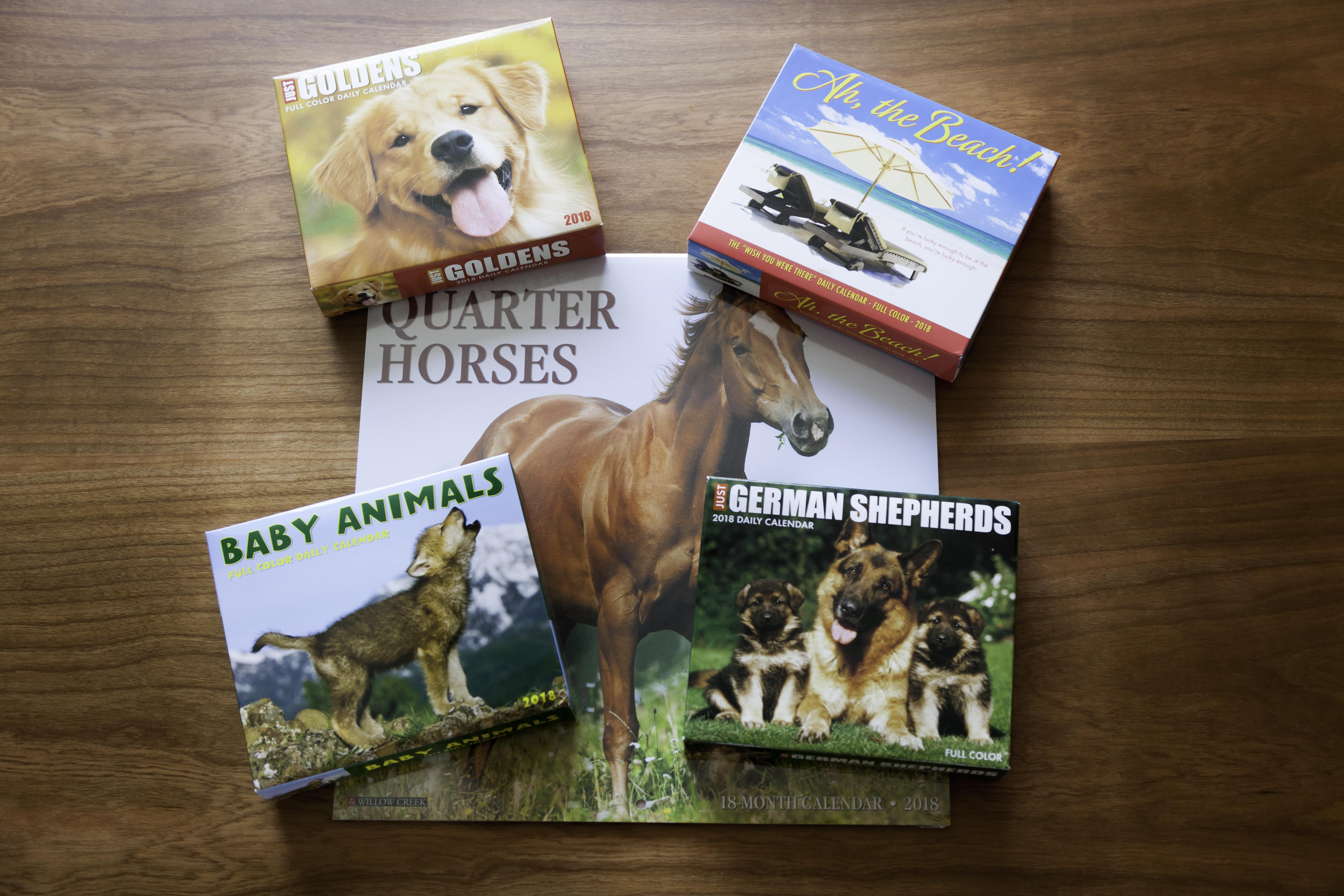 Willow Creek Publishing 2018 calendars.jpg