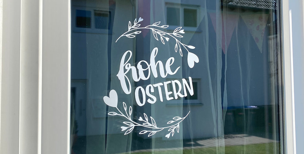 frohe Ostern & happy Easter