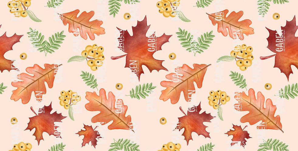 Jersey - Leaves