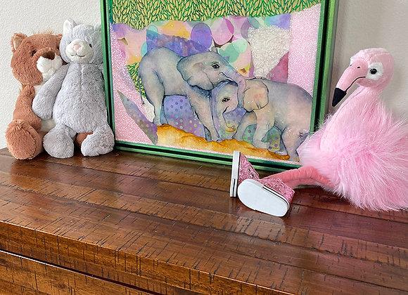 Zuli & Kaia, Elephant Besties