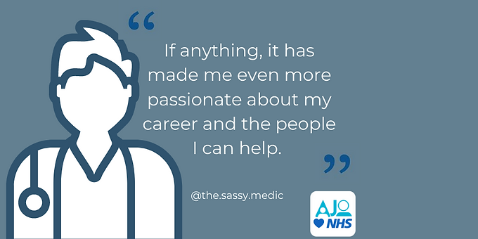 An Interview with a Medical Student: @the.sassy.medic