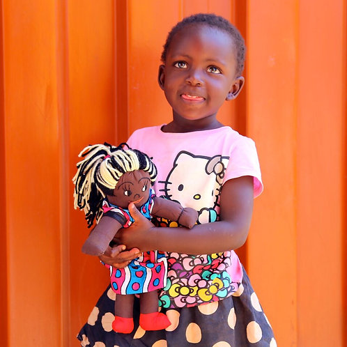 Afriknit Dolls