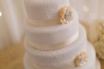 Wedding Cake 4 tiers