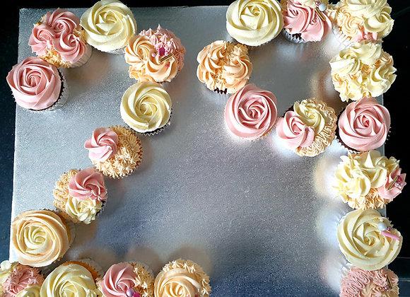 Cupcake numbers